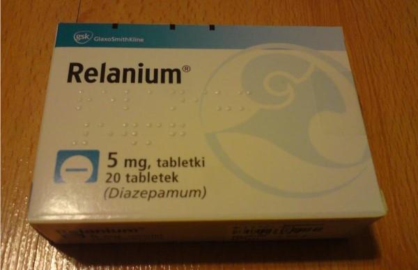 Tabletki Relanium - opinie i historia dlaczego je odradzam